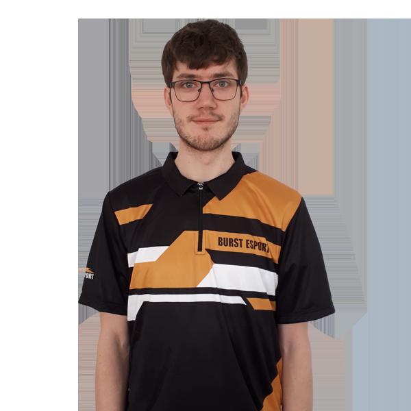 Anders Dahl - Burst Esport Driver