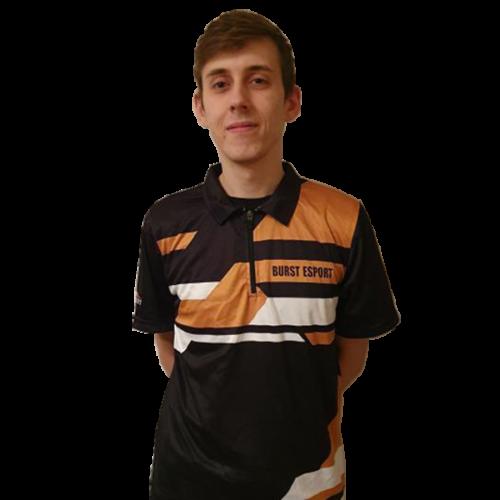 Dawid Mroczek - Burst Esport Driver
