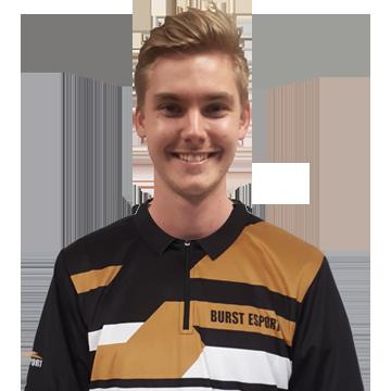 Casper Henningsen - Burst Esport