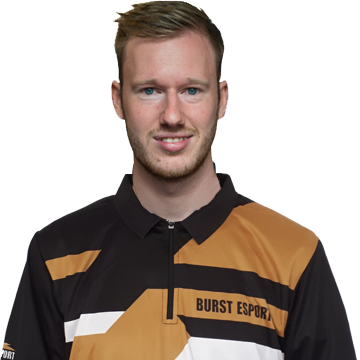 Jesper Pedersen - Burst Esport
