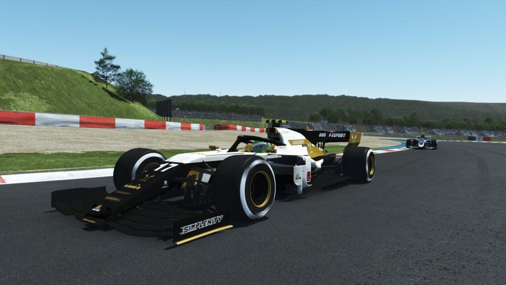 jernej wins at the nürburgring