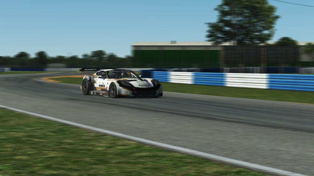 rf2 GT Pro Series season 2 - Burst Esport at Sebring