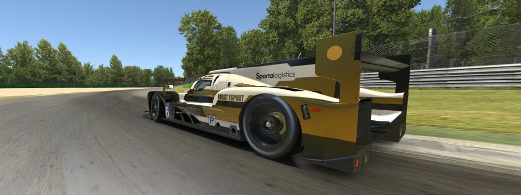 Burst Esport Sports Car Open Monza