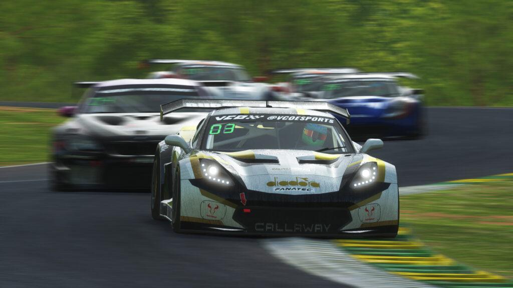Burst Esport GT PRO round 3