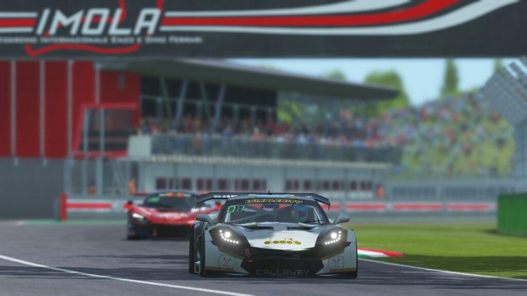 GT3 Endurance Imola