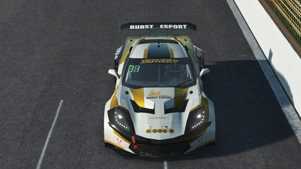 Burst Esport - GT3 Endurance round 5