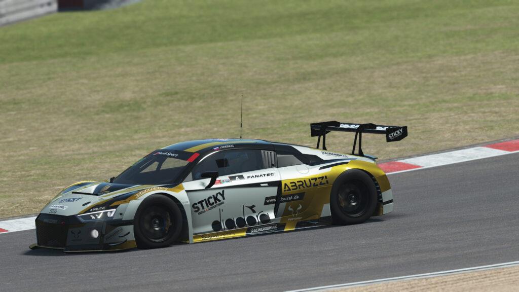 Burst Esport - GT PRO